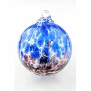 2 Sisters Holiday - 2 Sisters Hand Blown Tree of Life Ornament